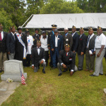 MPMA Chicago Chapter #2 Members at Memorial Day Events – Savannah, GA