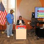 MPMA Chicago Chapter #2 Members Host Veterans Bingo at Jesse Brown VA Hospital – June 20, 2015‏
