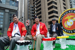 Chicago Memorial Day Parade 2019