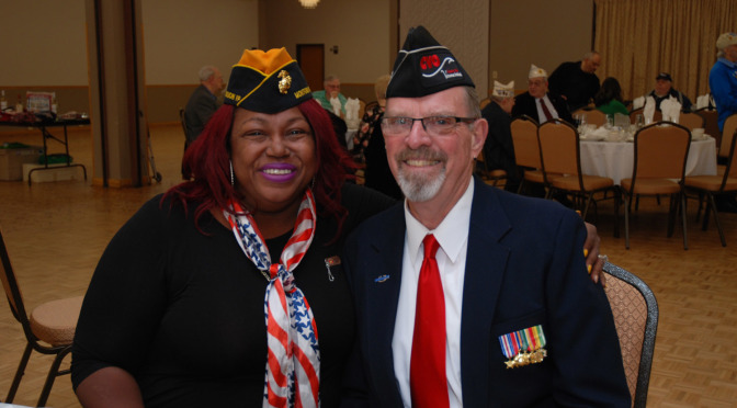 MPMA Chicago Chapter 2 President Sharon and CVO Treasurer Bruce
