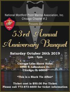 MPMA Chicago Chapter 2 53rd Anniversary Banquet @ Chicago Lake Shore Hotel | Chicago | Illinois | United States