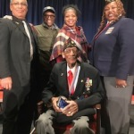 Wintrust bank Veterans Day event photos